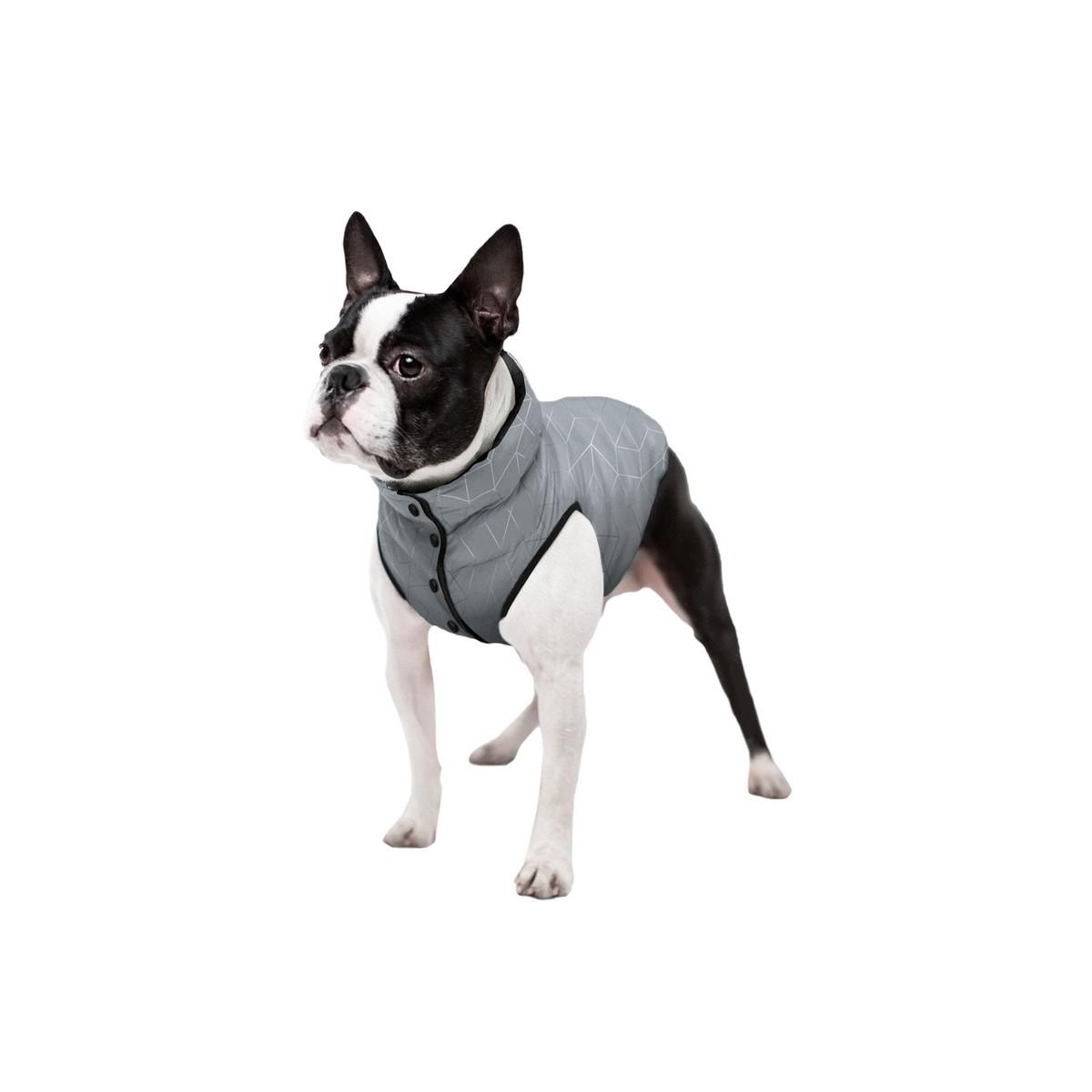 Курточка для собак WAUDOG Clothes, світловідбиваюча